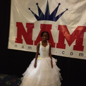 Formalwear is fun to wear anytime #9 on the list,  At NAM every girl can feel like a princess /Queen.  Look at me in my pretty dress.   Tiana McGee