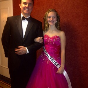 Miss Massachusetts preteen headed to formal wear