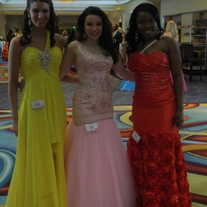 Missouri Teen All American Miss Jennifer, Stephanie, Wanika