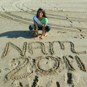 Teen Jennifer Scanlon NAM 2011 on the beach!!