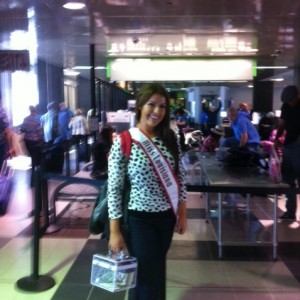 Victoria Tramell traveling to the National Pageant!