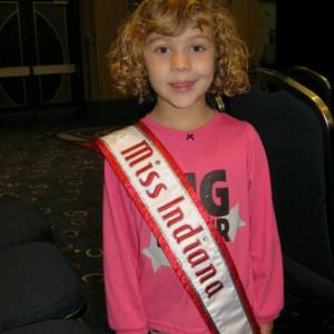 PJ rehearsal, Indiana Princess