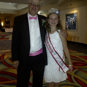 Posing with State Director Lew Schnieder