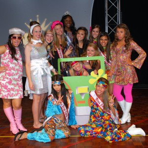 Team Leadership - Jr Teen 70's Party at NAM Nationals