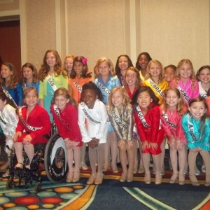 Jr Preteen state queens after interview