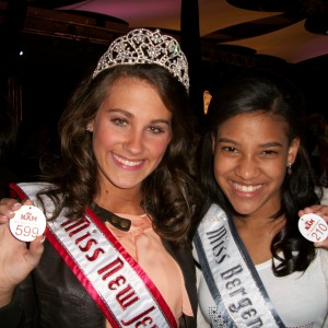Samantha Mazza and Shereen Pimentel the new 2011-2012 National All-American Miss Preteen