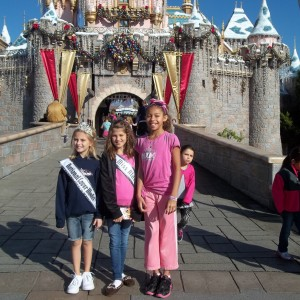 Jr. Preteens at the Castle