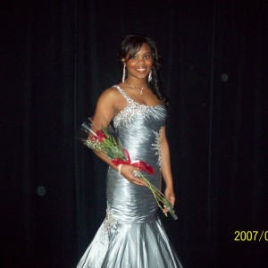 A'yasia Cherry- National All American Miss Jr Teen Top Model