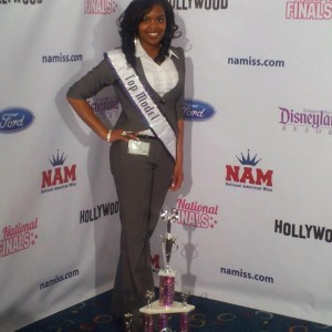 A'yasia Cherry- National American Miss Jr Teen Top Model