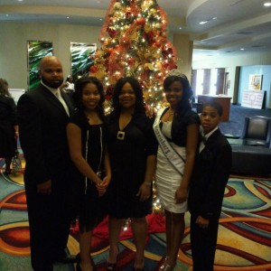 The Cherry Family - A'yasia Cherry Miss Harrisburg