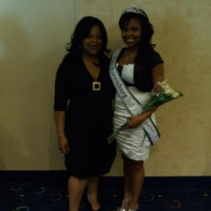 A'yasia Cherry & Mom