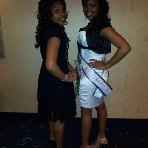 A'yasia Cherry & Sister
