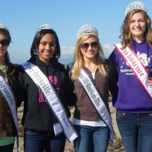 Miss Knoxville, Miss Hendersonville, Miss Tennessee and National All-American Miss :) *TENNESSEE GIRLS