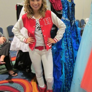 Miss New York Pre-Teen Shania Brenon Production Number of her choice!