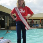 Miss New York Pre-Teen Shania Brenon in her Patriotic Attire!