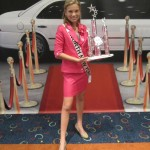 Miss New York Pre-Teen Shania Brenon crowned a National Ambassador