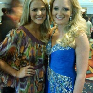 Miss Omaha and NAM Alumni Sarah Summers