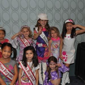 Princess 70's Party