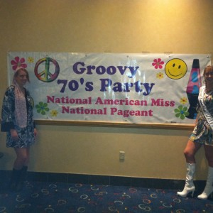 Groovy 70's Party!!