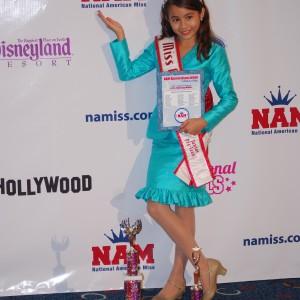Miss Oregon Junior Pre-Teen Ciara Wilson!