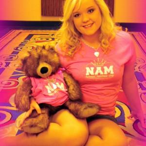 """Meet """"NAMmie"""""""