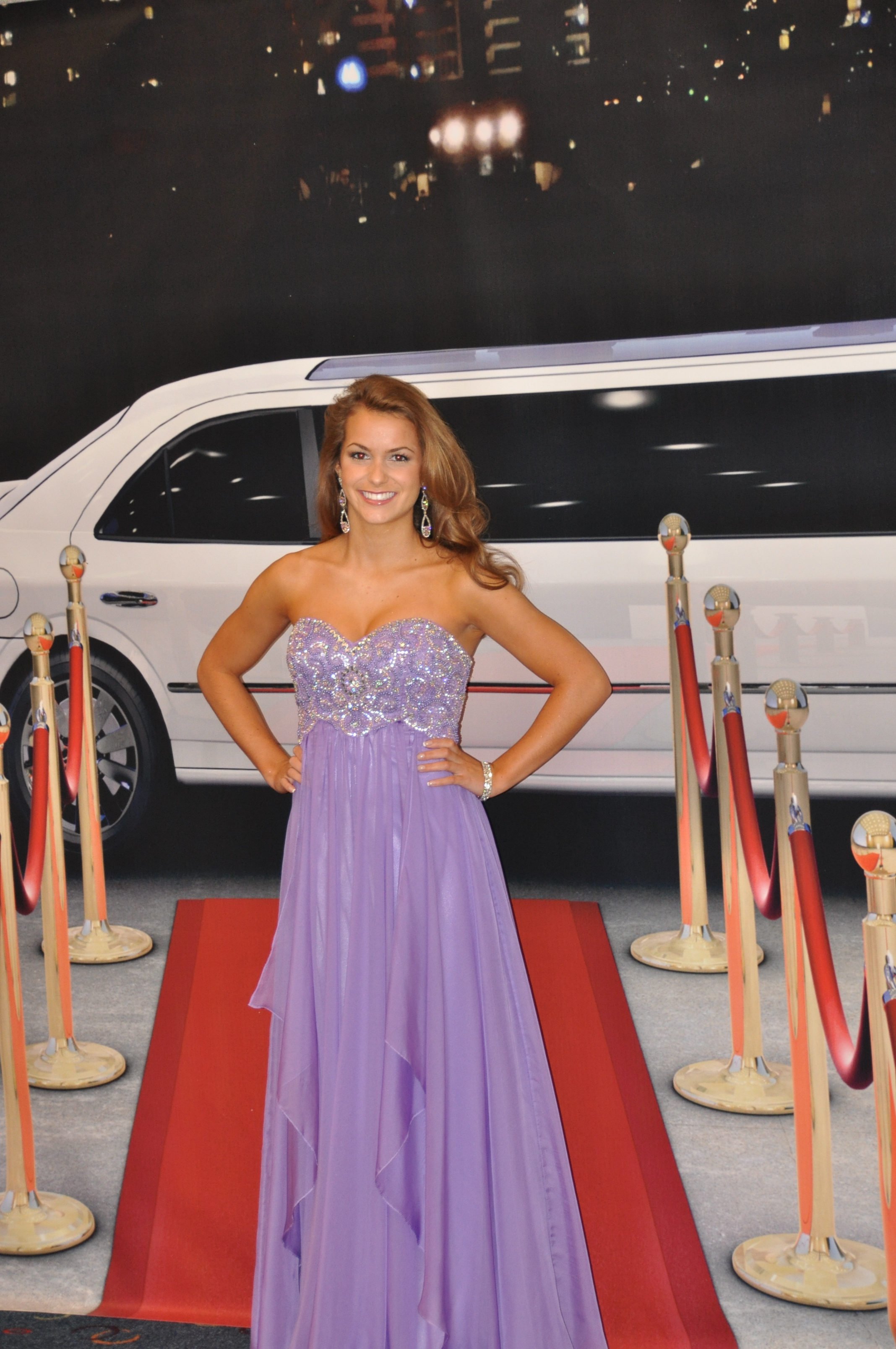 Camille Schrier On The Quot Red Carpet Quot National American