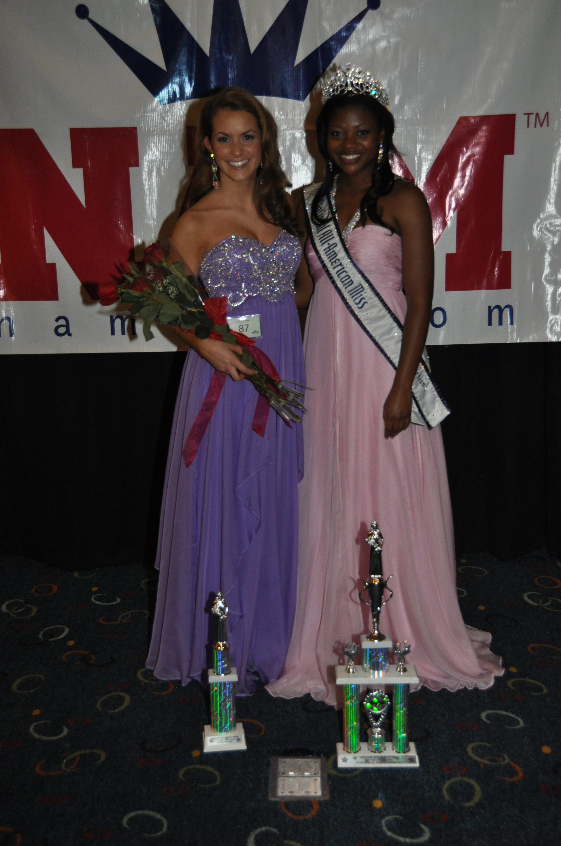 camille schrier 2nd runner up all american miss with