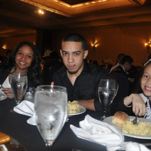 Miss Perth Amboy with her Brother and Sister