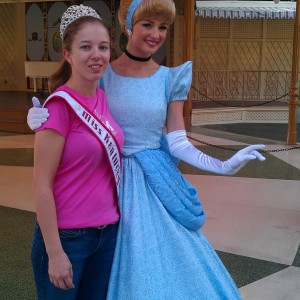 Ashley and Cinderella