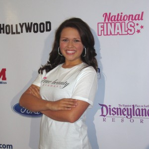 Amanda Moreno, National All-American Miss
