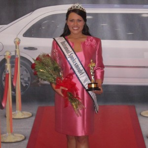 Amanda Moreno - National Spokesmodel and Golden Achievement in Service
