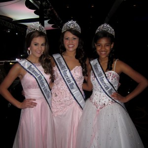 2011-2012 National All-American Miss Royalty