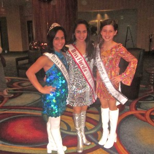 Florida Girls ready to get groovy on the dance floor!
