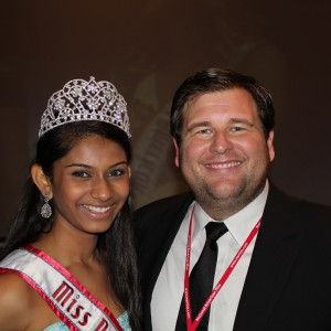 Shivali Patel with State Director Matt Leverton!