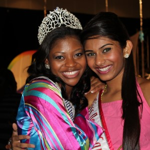 Alycia Hill & Shivali Patel: NAM NC Queens
