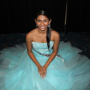National American Miss North Carolina Junior Teen 2011-2012