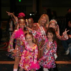 Princess division 70s fun!