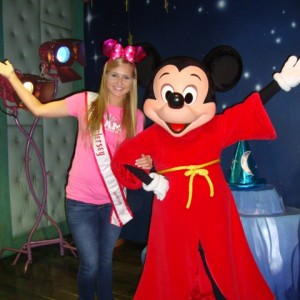 "Miss NJ Jr. Teen with the adorable ""Mickey"""