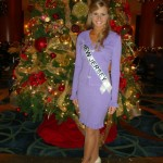 Christina Miss NJ Jr. Teen after interview