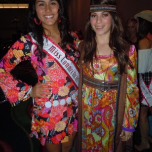 Savannah Giammarco & Erika Porras-Jr. Teens