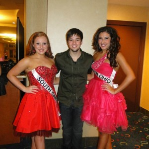 With Nathan Kress from ICarly