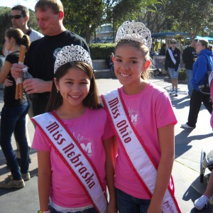 Pre-Teen Miss Nebraska and Miss Ohio