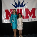 Pre-Teen Morgan Loudenback and Pre-Teen Miss Nebraska Cassandra Salas
