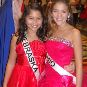 PreTeen's Cassandra and Regan!