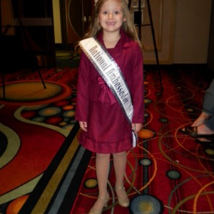 Princess Kyler Barragar National Ambassador