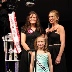 Interview with Joy about being pageants from a Momma's perspective! :)