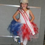 Kloey * MO Princess in RED WHITE AND BLUE!