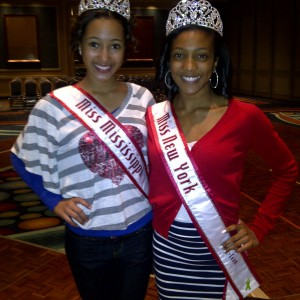 Ryone Thompson-Mississippi and Alyssa-New York
