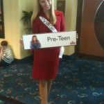 2012.Miss Virginia Pre-Teen after interview.