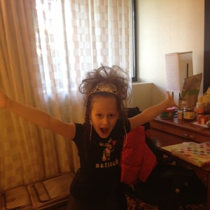 Carley Curry-Crazy Hair